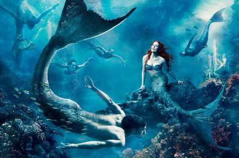 mermaid mermen
